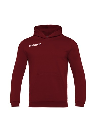 Macron Sweatshirt Bordo